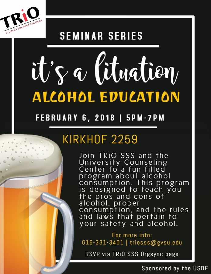alcohol education 2018